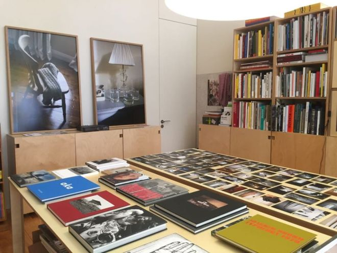 libreria arte lisbona