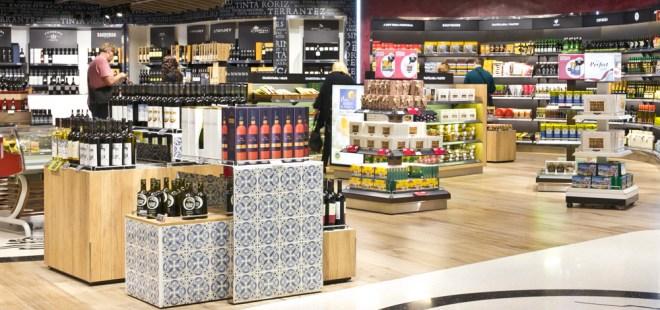 negozi aeroporto di lisbona