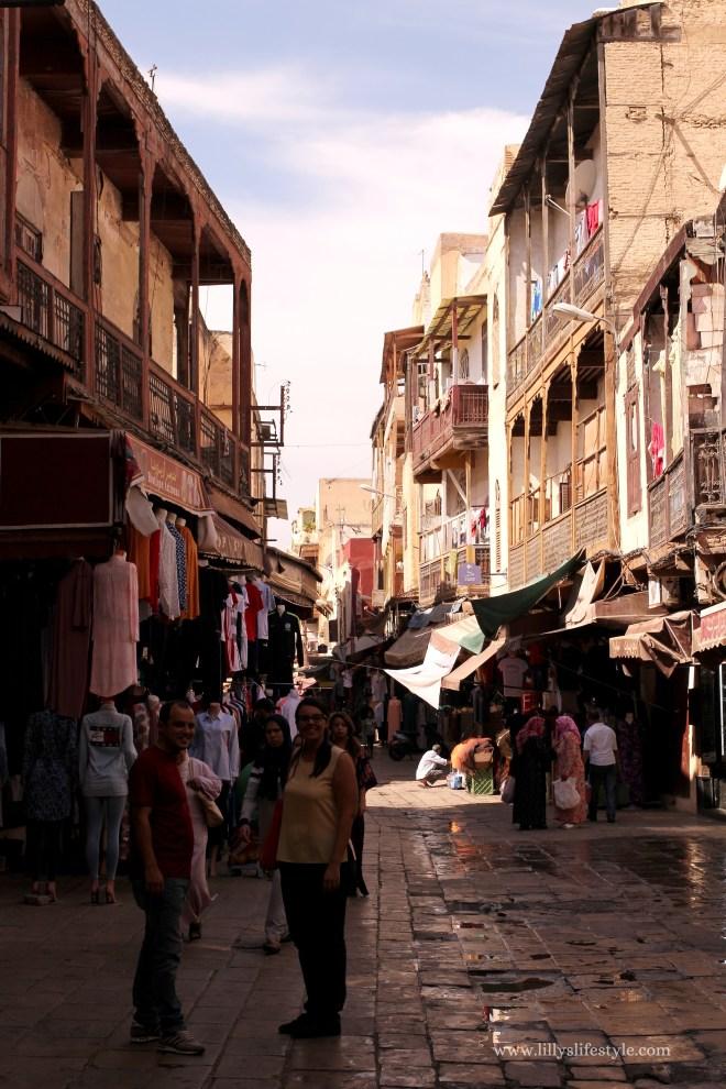 quartiere ebraico fez fez marocco