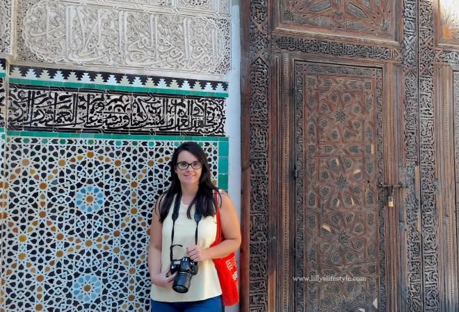medina fes marocco