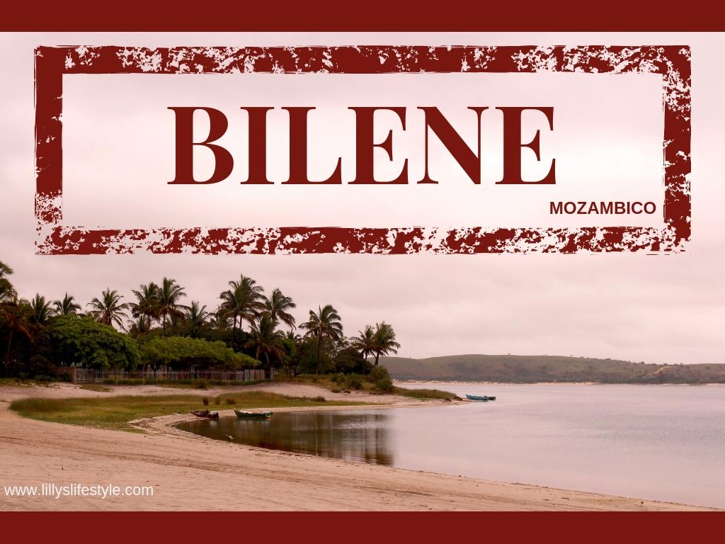 visitare lago bilene mozambico