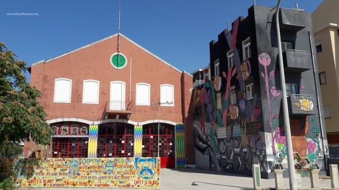 eventi culturali barreiro portogallo
