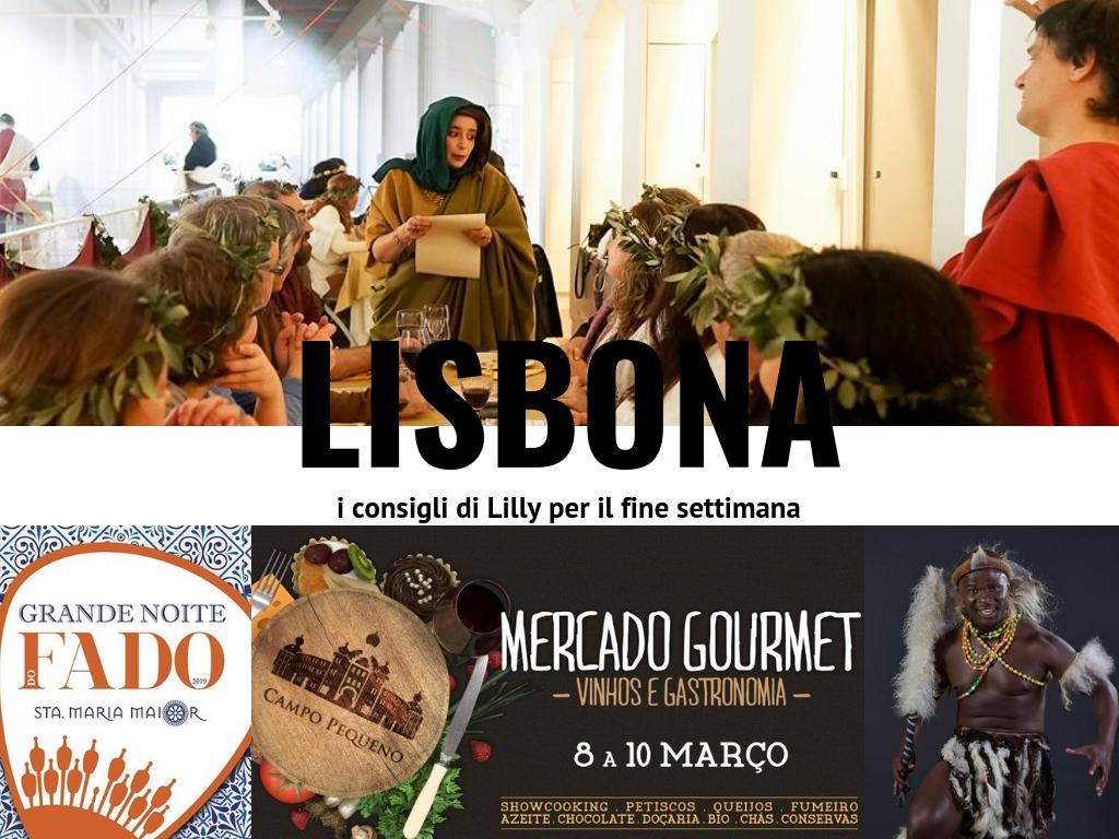 eventi marzo 2019 lisbona