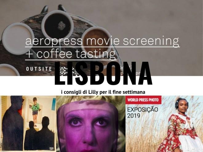 Fine settimana a Lisbona, eventi 26-28 aprile 2019
