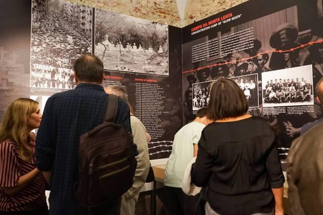 museo prigione aljube lisbona dittatura