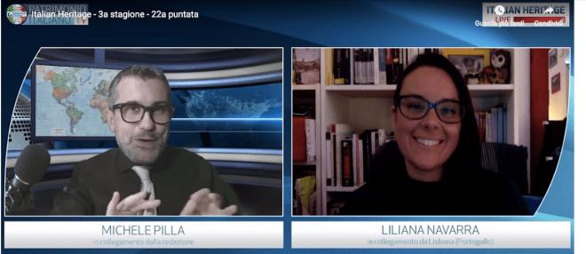 liliana navarra interviste tv