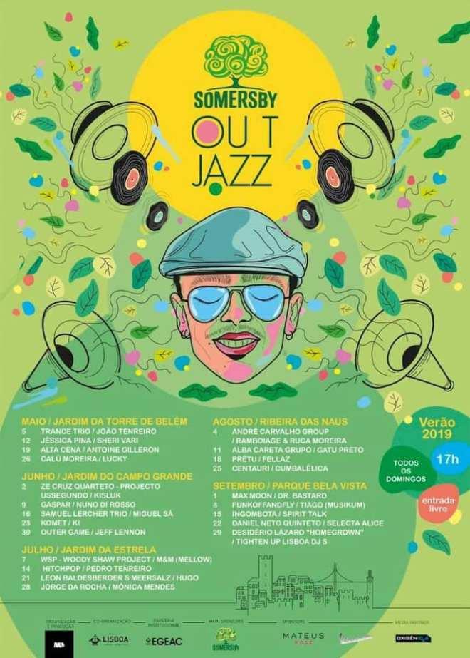 concerti jazz giardino lisbona