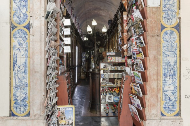 negozi storici lisbona