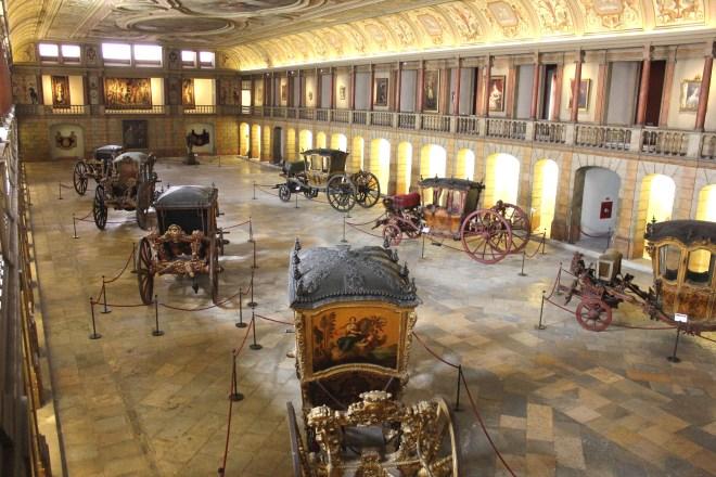 museo delle carrozze lisbona