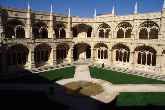 monastero belem lisbona