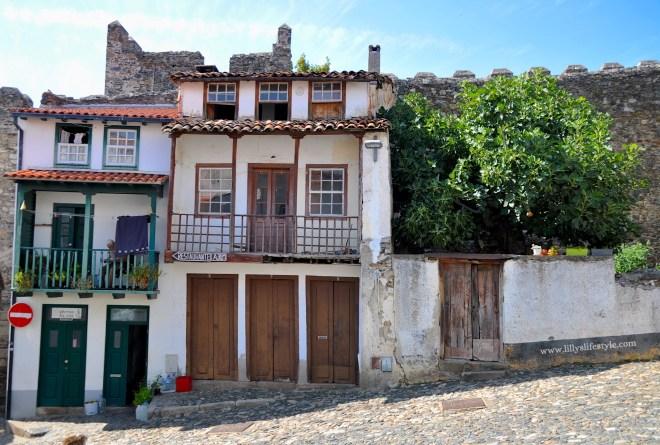 bragança portogallo antica cittadella