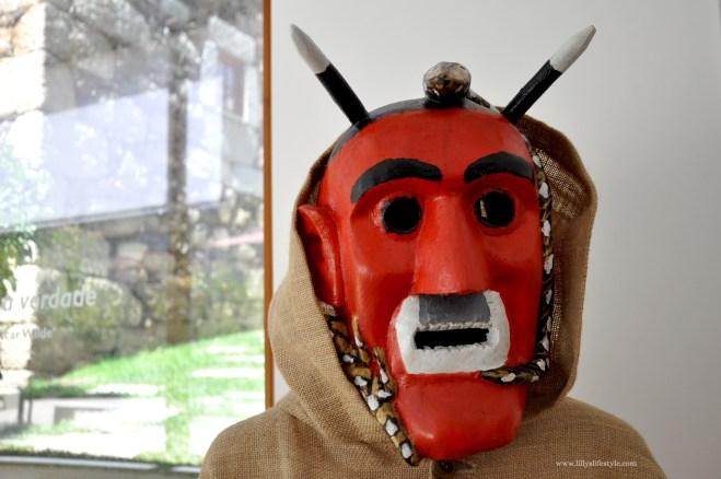 museo maschera iberica portogallo