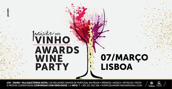 eventi fiere vini lisbona