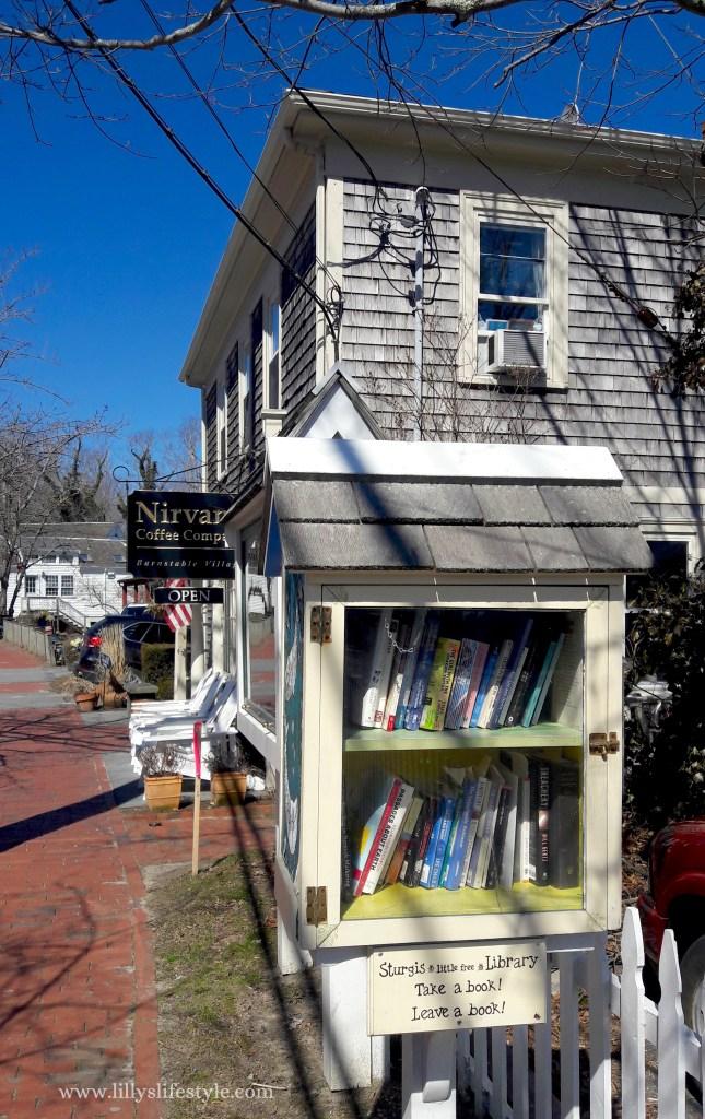 libreria pubblica hyannis USA