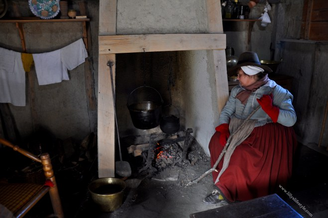 Plimoth Plantation la casa delle pellegrini