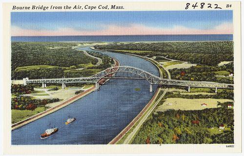ponte per arrivare a cape cod USA