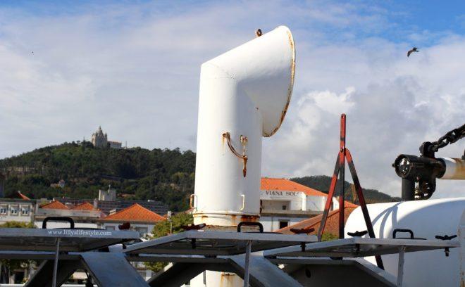 visita nave viana do castelo portogallo