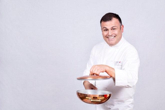 chef fabio campoli