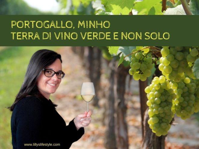 enoturismo portogallo vino verde