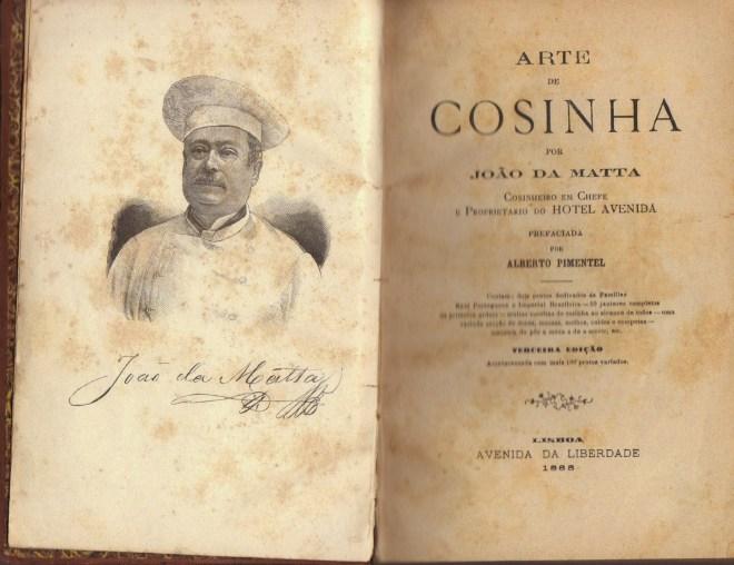 libro ricette portoghesi