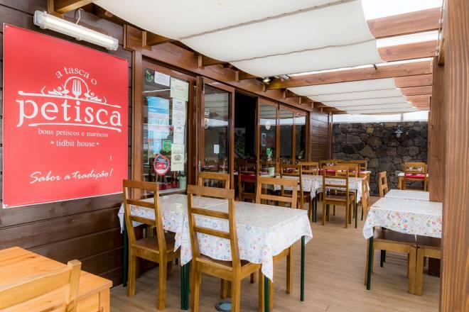 dove mangiare sull'isola di pico azzorre