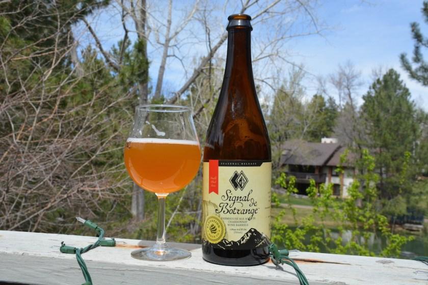 Signal de Botrange Farmhouse Ale