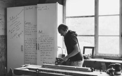 Le lexique de l'artisan : de l'acier Corten au trusquin