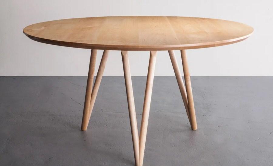 Table En Bois Brut L Indemodable Lilm