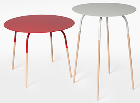 Tables de style scandinave Andrew Cheng