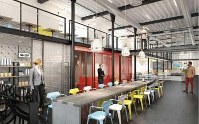 7 espaces de coworking et d'aménagement bureau