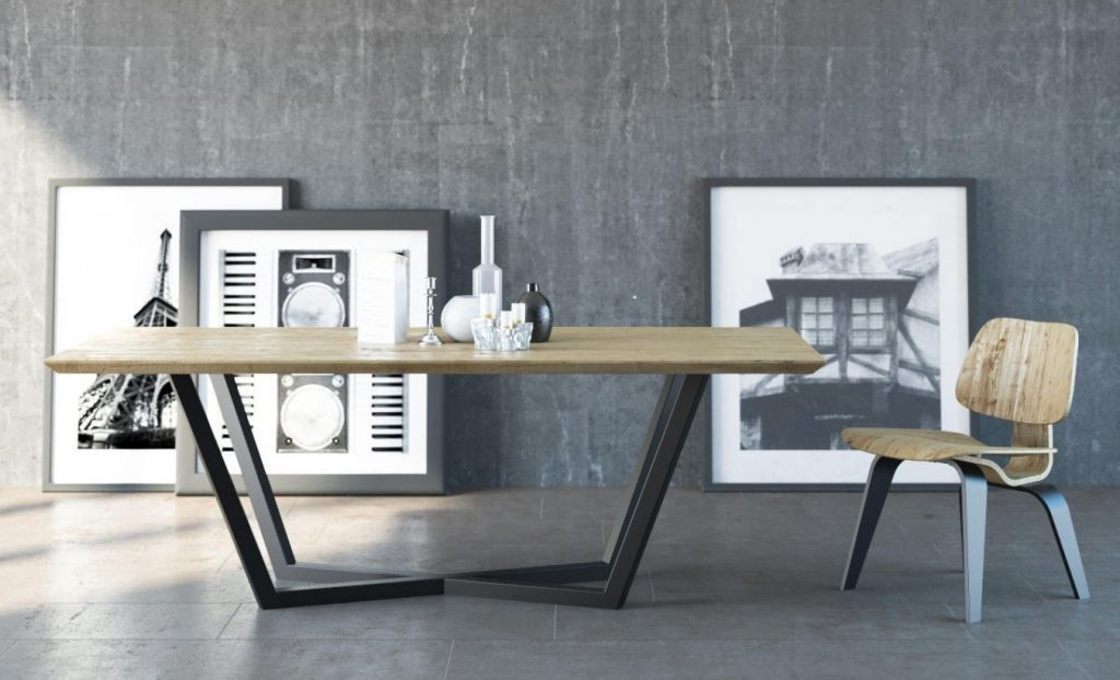 Quelles dimensions pour une table à manger ? - LILM