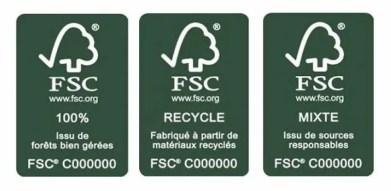 label FSC 3