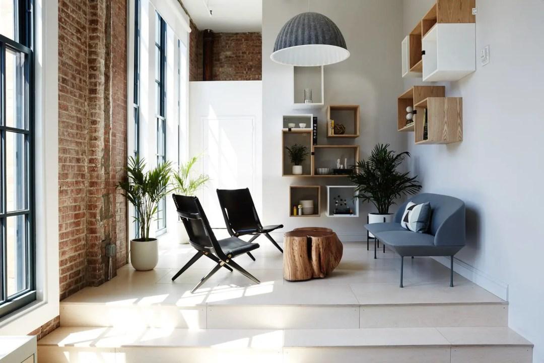 Un coin chaleureux et confortable pour vos bureaux design