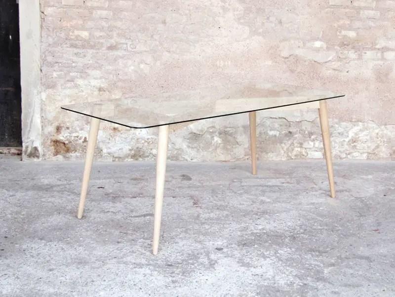 table scandinave sur mesure devis