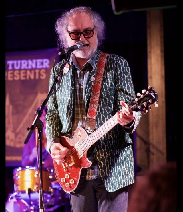 Scott McCaughey photo by Craig Love