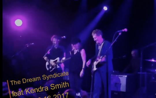 Kendra Smith & Dream Syndicate