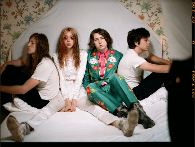 Starcrawler - photo by Arrow's mother Autumn de Wilde