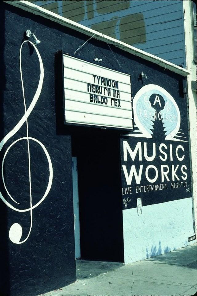 SF Music Works circa 1988