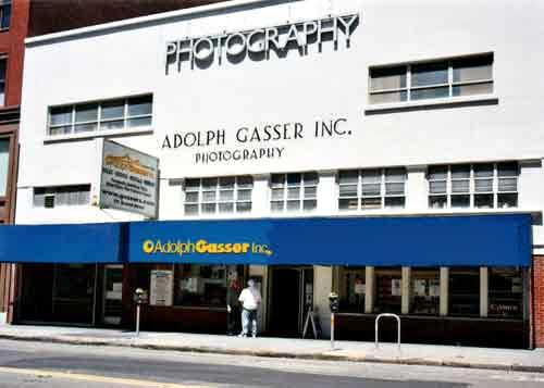 Adolph Gasser Inc Photography