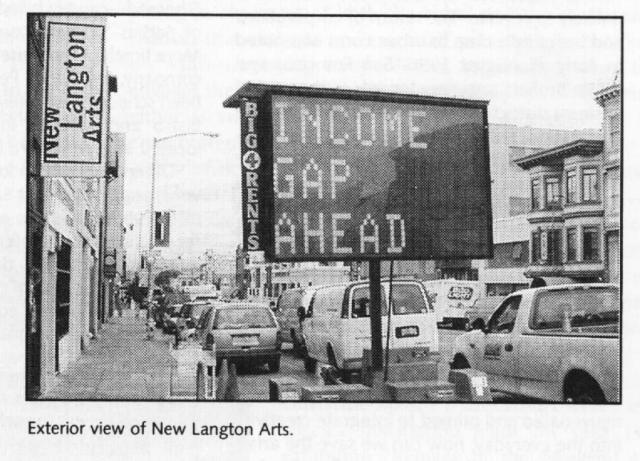 New Langton Arts