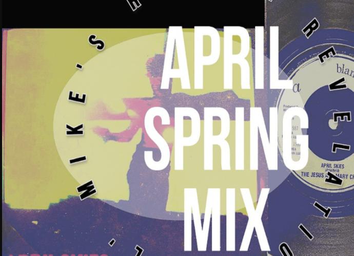 April Spring Mix Logo For Podcast
