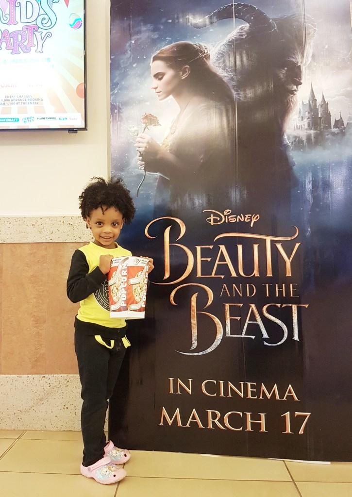 Lilmissbelle- Beauty & The Beast