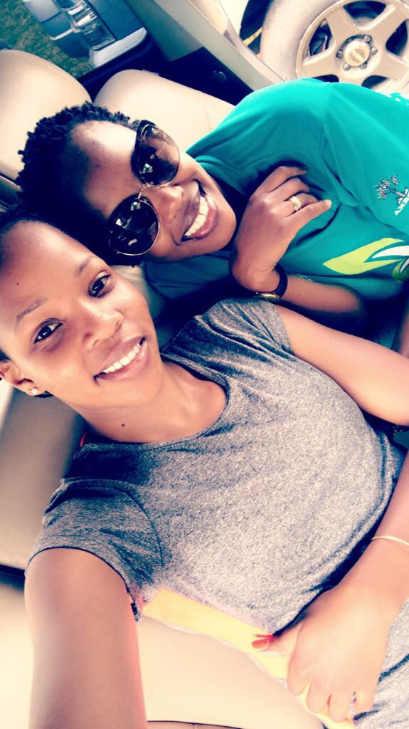 Last selfie before heading back to Nairobi.