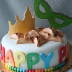 Purim Cake