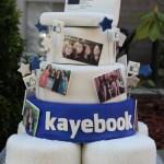 Facebook Cake!