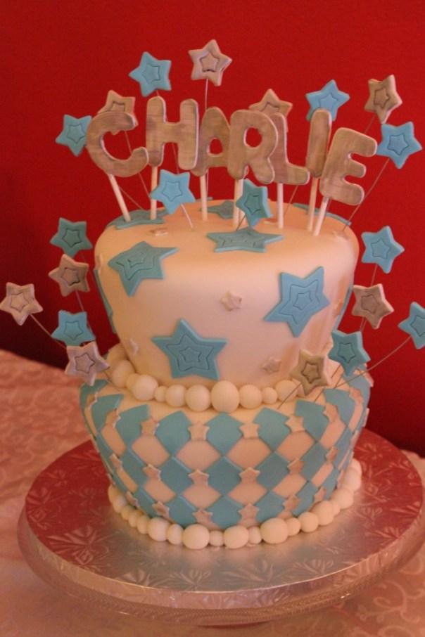 Charlie's Birthday Cake