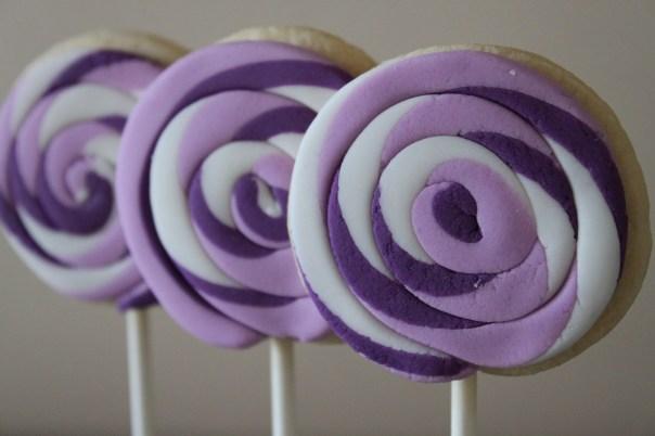 Lollipop Cookie Pops