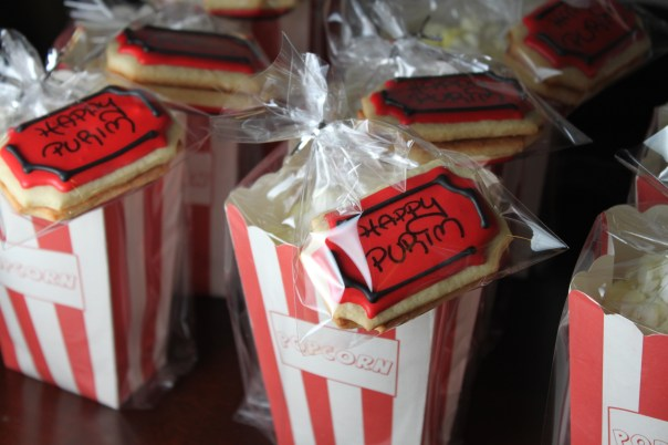 Popcorn Cupcake Packages