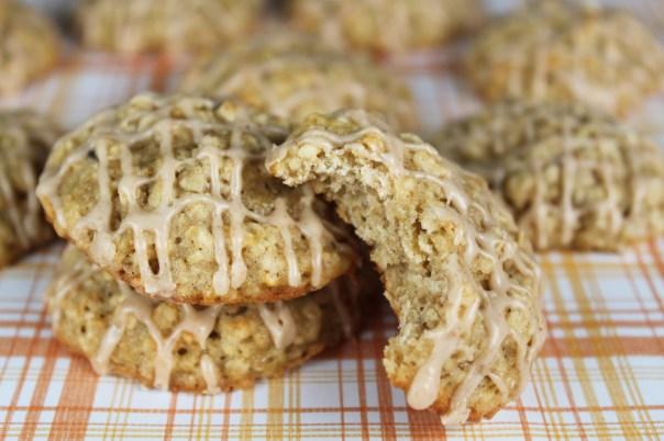 Banana Oatmeal Muffin Top Cookie Bite
