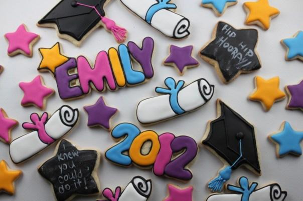 Graduation Sugar Cookie Collection